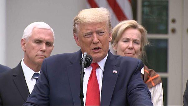 Trump déclare l'état d'urgence face au Covid-19