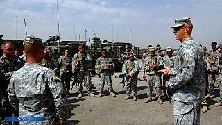 حمله راکتی جدید به پایگاه نظامی تاجی در عراق