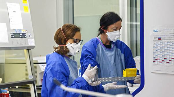 Switzerland Virus Outbreak