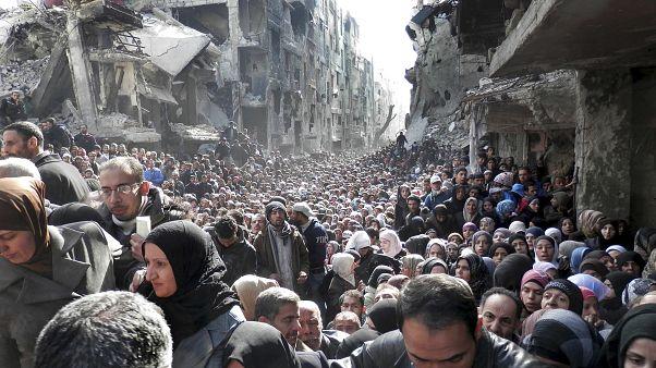 UN Palestinian Refugees