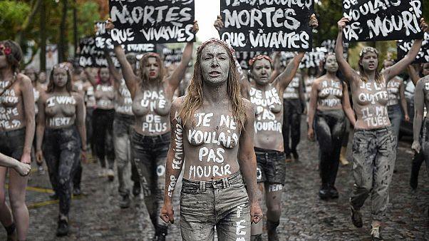 FEMEN lideri Shevchenko: Kadın haklarında ilerleme yok gerileme var