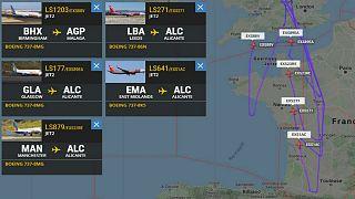Coronavirus: Spain-bound planes turn around mid-air as COVID-19 cases soar