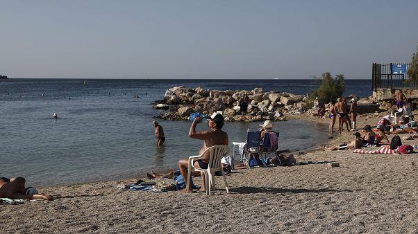 Ελλάδα: Με 40αρια φεύγει ο Ιούλιος
