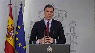 España adopta drásticas medidas contra el Covid-19