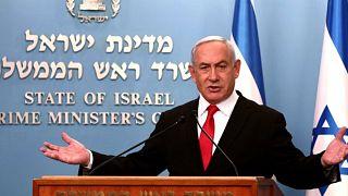برگزاری دادگاه رسیدگی به اتهام فساد مالی نتانیاهو به دلیل گسترش کرونا به تعویق افتاد