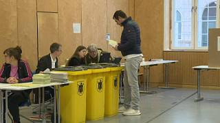 Κανονικά οι δημοτικές εκλογές στη Βαυαρία