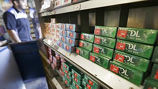CORRECTION FDA Smoking Flavors.