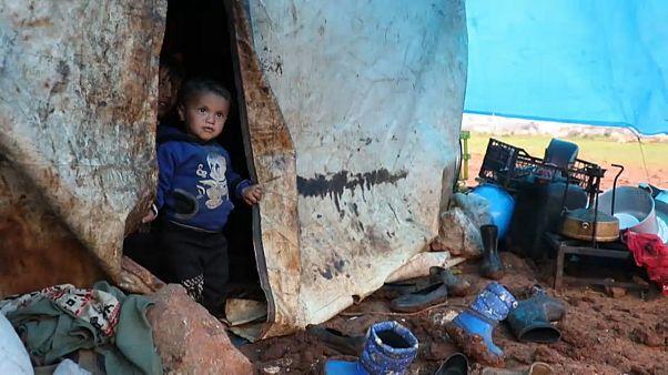 يونيسيف: مليون طفل ولدوا كلاجئين خلال تسع سنوات من الحرب السورية