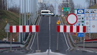 کرونا؛ آلمان مرزهای خود را با فرانسه، اتریش و سوییس میبندد