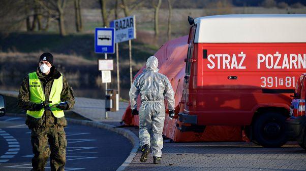 La Polonia ha già chiuso le frontiere con la Germania