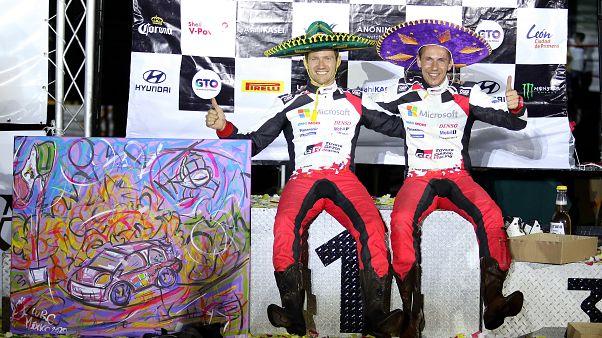 Francês Sebastien Ogier vence Rali do México