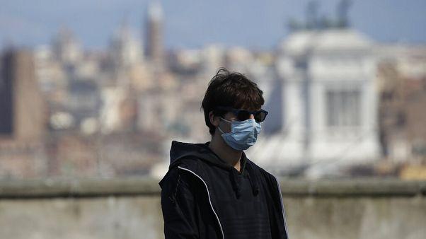 1.800 muertos en Italia por coronavirus