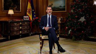Spain King Christmas Speech