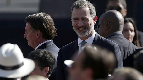 Spagna: Re Felipe rinuncia all'eredità del padre