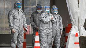 کرونا در جهان؛ افزایش شمار مبتلایان در سوئیس و لغو نشستهای پارلمان