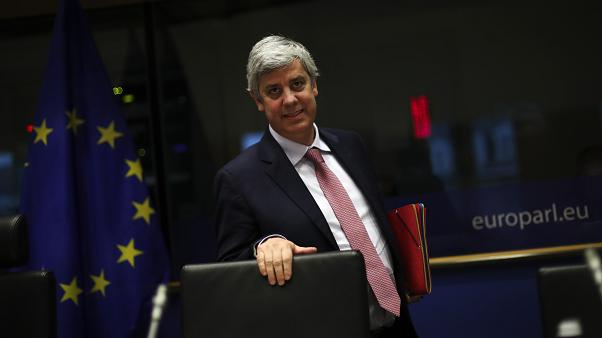 Eurogroup President Mario Centeno