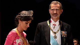 پادشاه اسپانیا ارث پدرش را نمیخواهد
