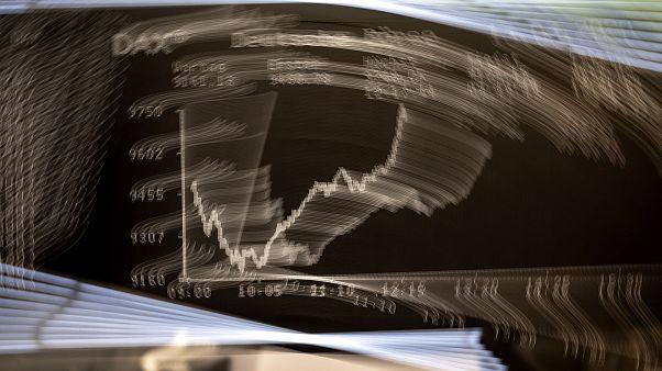 Germany Virus Outbreak Stock Market