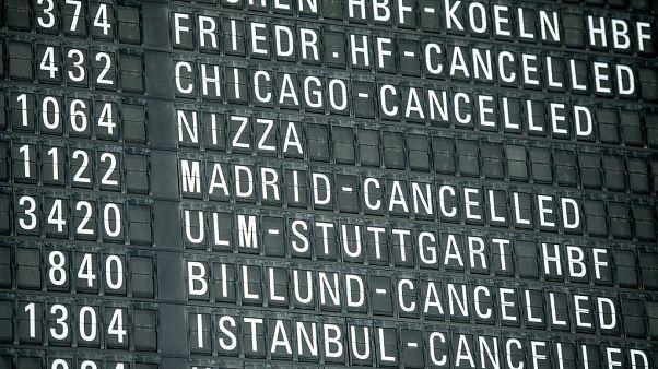 Alerta de colapso no setor da aviação civil