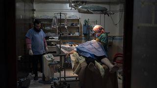İdlib'de tıbbi yardım sorunu aşılmazsa insani felaket sinyali veriyor