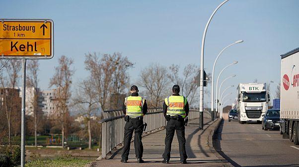فيروس كورونا: ألمانيا تغلق حدودها جزئياً في محاولة لكبح الوباء