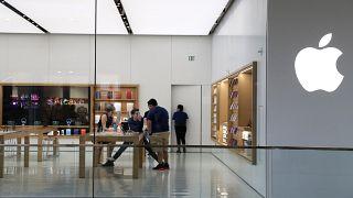 França condena Apple a multa de 1100 milhões de euros