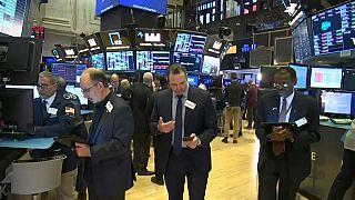 Nuevo desplome de Wall Street siguiendo la estela de las bolsas mundiales