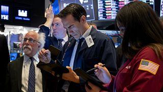 Wall Street 16 марта 2020