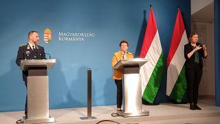 Müller: új szakaszba lépett a járvány Magyarországon