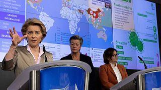 کل مرزهای اتحادیه اروپا به مدت ۳۰ روز بسته میشود