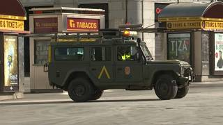 Espanha fecha fronteiras