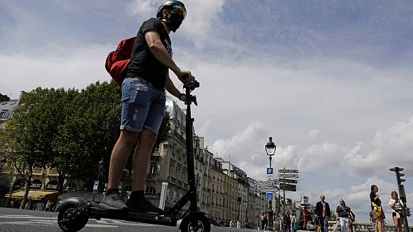 Electric scooters get the green light to be used on British roads