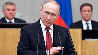 المحكمة الدستورية الروسية تقر تعديلات تسمح لبوتين البقاء في السلطة حتى 2036