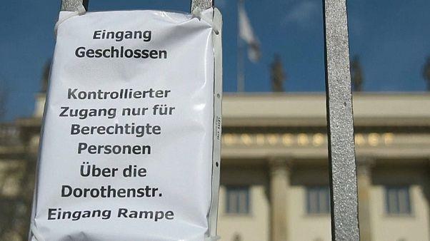 Alemania pide a sus nacionales que permanezcan en casa por el coronavirus