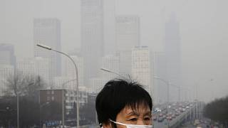 Air pollution falls worldwide as a quarter of global population adapts to lockdown measures.