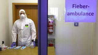 Hatezer felett a fertőzöttek száma Németországban