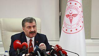 Sağlık Bakanı Koca: Toplam hasta sayımız 47 oldu