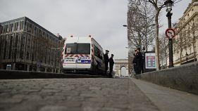 کرونا در جهان؛ ۱۰۰ هزار پلیس در خیابانهای فرانسه برای کنترل رفت و آمد