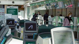 روما تعتزم تأميم الخطوط الجوية الإيطالية