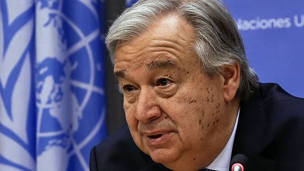 United Nations,Guterres