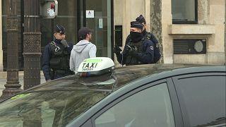 Kijárási tilalom Franciaországban