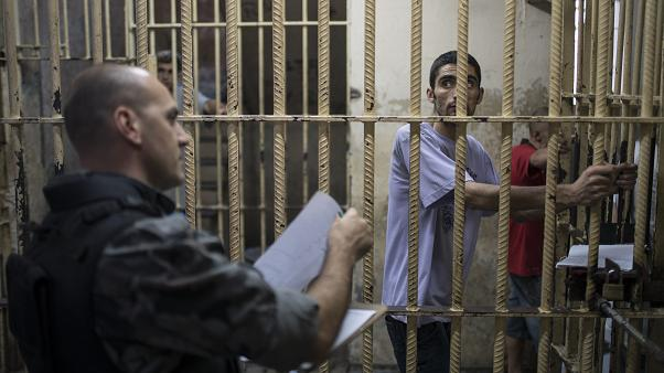 Brezilya'da cezaevi