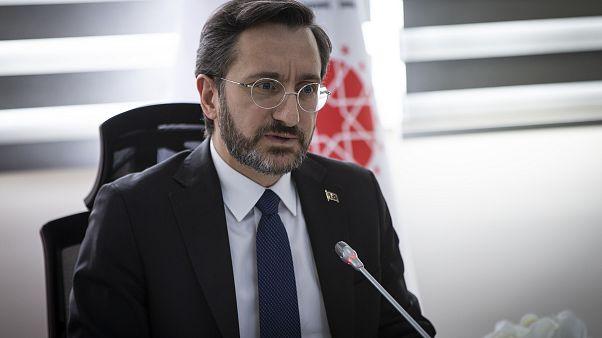 İletişim Başkanı Fahrettin Altun
