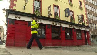 Dublin'de Aziz Patrik Bayramı koronavirüs gölgesinde sessiz geçiyor