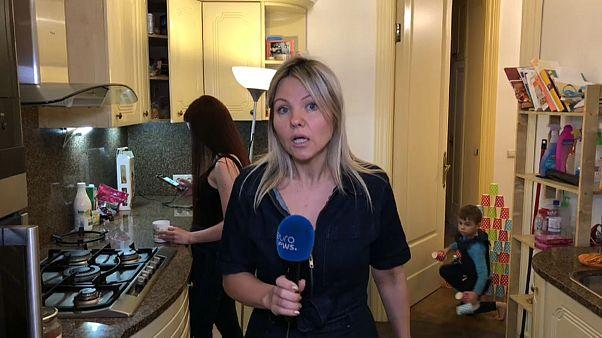Корреспондент Euronews оказалась на карантине в Москве