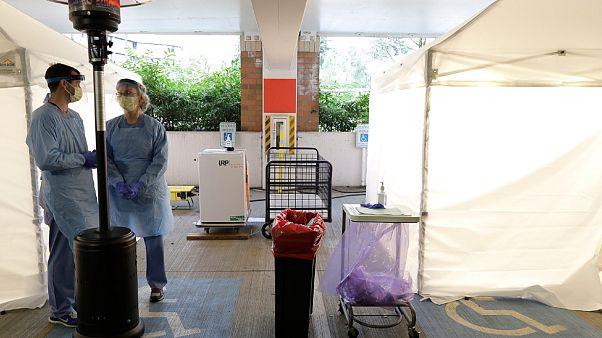 هل سيكفي مليون سرير في الولايات المتحدة لمواجهة انتشار فيروس كورونا؟