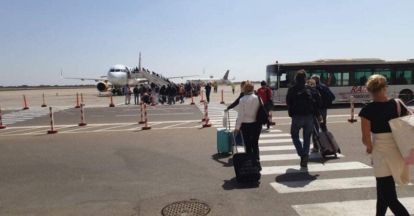 Flug bringt in Marokko gestrandete Urlauber nach Düsseldorf