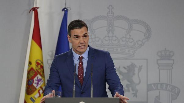 Sánchez anuncia la movilización de 200.000 millones para la liquidez de las empresas