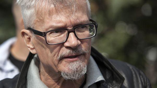 Эдуард Лимонов в 2013 году