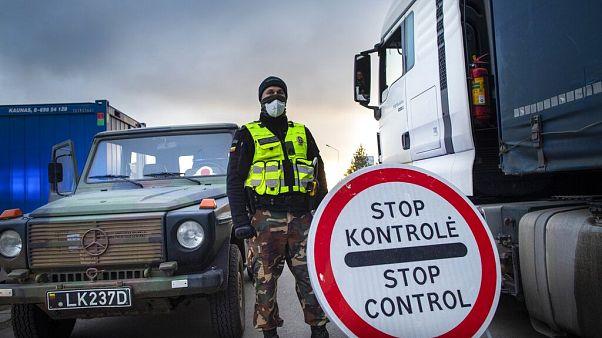 Eυρωπαϊκή Eνωση: Κλείνουν τα εξωτερικά σύνορα για 30 ημέρες
